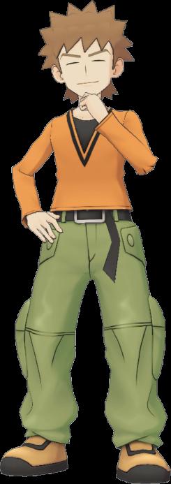Brock (Masters)