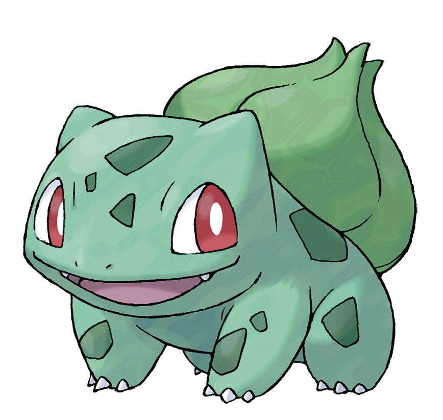 The fair host intended on introducing Bulbasaur to the audience, but it was cancelled, due to Charmander's accident.