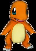004Charmander Pokémon PokéPark