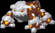485Heatran Pokémon HOME