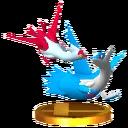 라티아스 & 라티오스 피규어 3DS