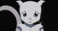 Young Mewtwo crying
