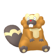 400Bibarel Female Pokémon HOME