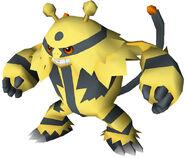 466Electivire Pokémon PokéPark