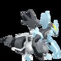 646Black Kyurem Pokémon HOME
