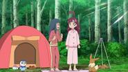 Dawn and Chloe pajamas
