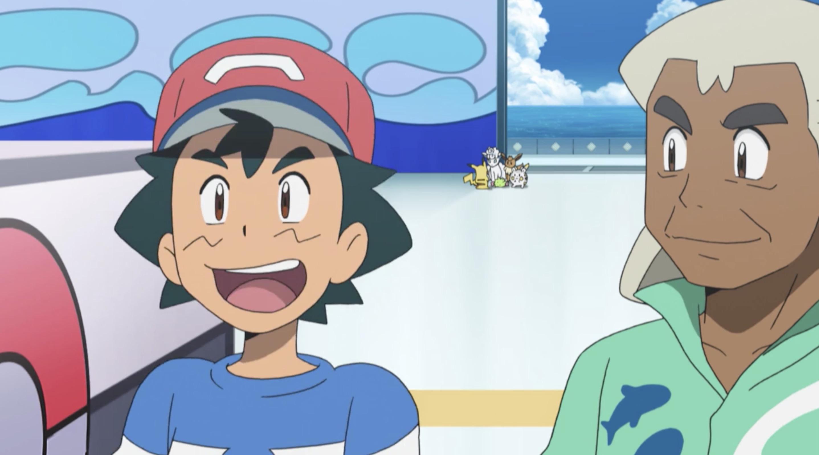 Ash Ketchum/Sun & Moon   Pokémon Wiki
