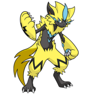 807Zeraora Dream