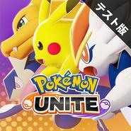 Pokémon Unite иконка
