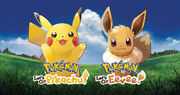 Pokemon Let's Go Pikachu & Eevee