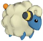 179Mareep Pokémon PokéPark