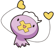 425Drifloon DP anime 2