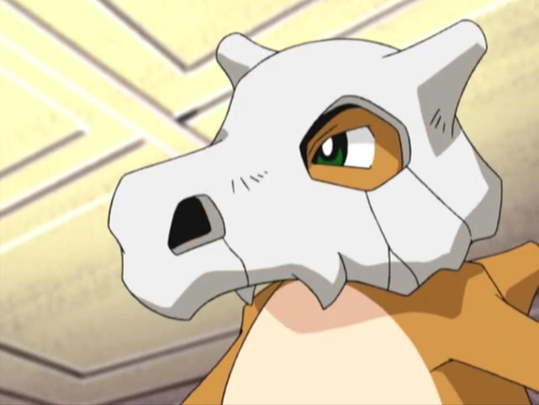Cubone (Pikachu's Ghost Carnival)