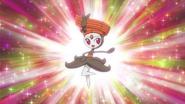 Meloetta Pirouette Forme anime