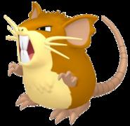 020Raticate Pokémon HOME