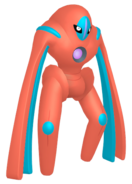386Deoxys Defense Forme Pokémon HOME