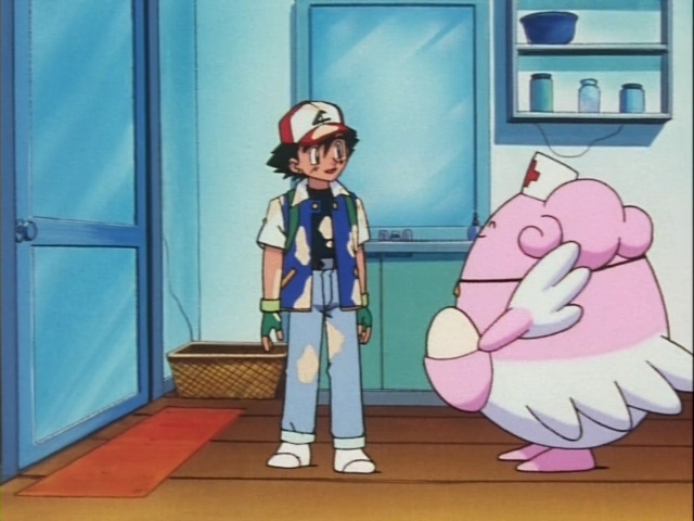 GS013: Ignorance is Blissey