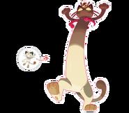 Pokemon gmeowth 2x