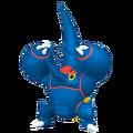 214Heracross Mega Pokémon HOME