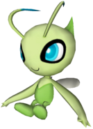 251Celebi Pokémon PokéPark