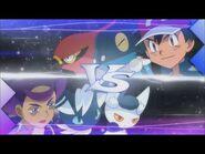 UK- Ash Battles Olympia! - Pokémon the Series- XY Kalos Quest - Official Clip