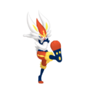 815Cinderace Pokémon HOME