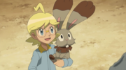 Clemont and Bunnelby