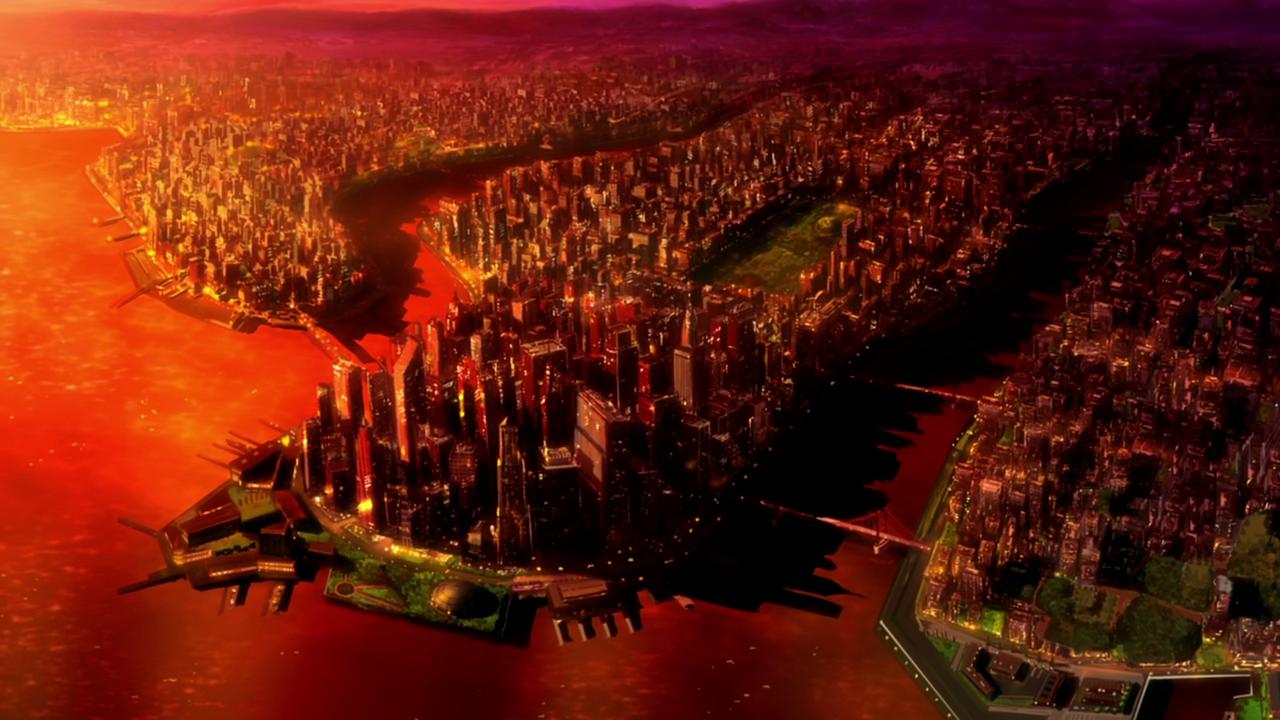 New Tork City