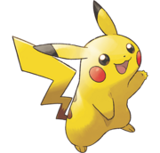 Partner Pikachu (Let's Go)