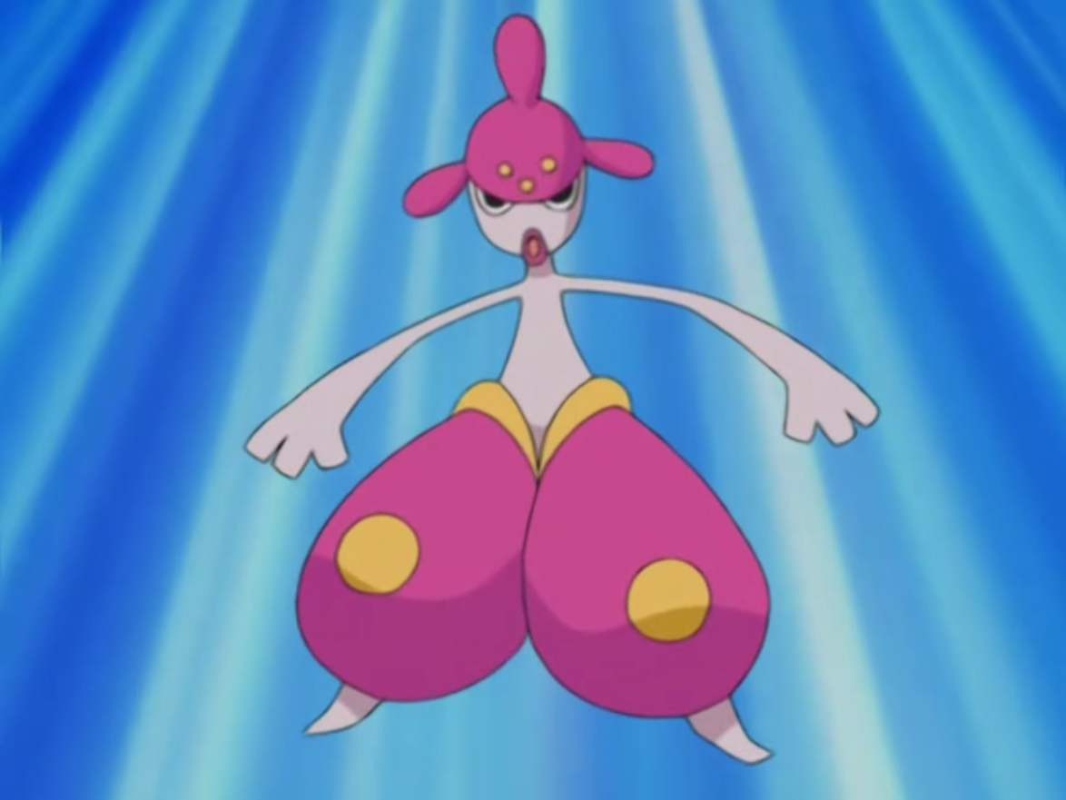 Grace had a Medicham, who was used in Fallarbor Town's Pokémon Contest.
