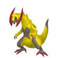 612Haxorus Pokémon HOME