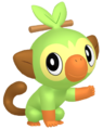 810Grookey Pokémon HOME