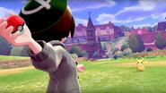 Pokemon Sword & Shield Gameplay 1