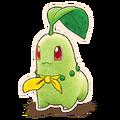 152Chikorita Pokémon Mystery Dungeon Rescue Team DX
