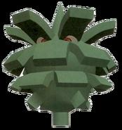204Pineco Pokemon Colosseum