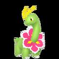 154Meganium Female Pokémon HOME