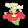 669Flabébé Red Flower Pokémon HOME