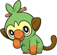 810Grookey Dream