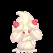 869Alcremie Vanilla Cream Strawberry Sweet Pokémon HOME