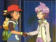 Anabel and ash