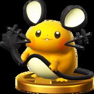 데덴네 피규어 Wii U