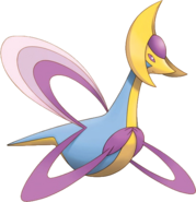 488Cresselia Pokemon Mystery Dungeon Explorers of Time and Darkness
