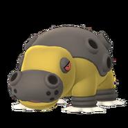 Hippowdon-GO