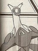 Ryū's Latias