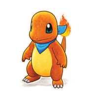004Charmander Pokémon Mystery Dungeon Rescue Team DX