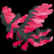 146Moltres Galarian Pokémon HOME