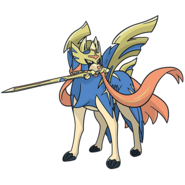 888Zacian Crowned Sword Dream