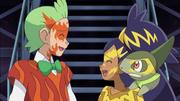 Cilan and Iris