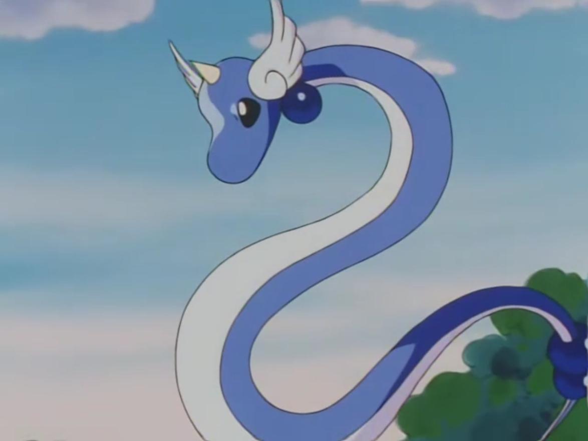 Clair's Dragonair (anime)