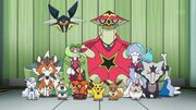 Ultra Guardians Pokémon 2